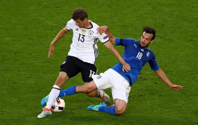 Німеччина - Італія: Серія пенальті виводить німецьку команду в півфінал
