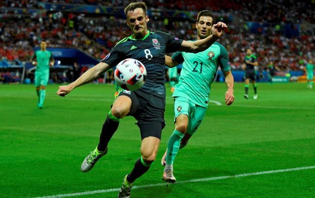 Фото: Португалія - Уельс відео