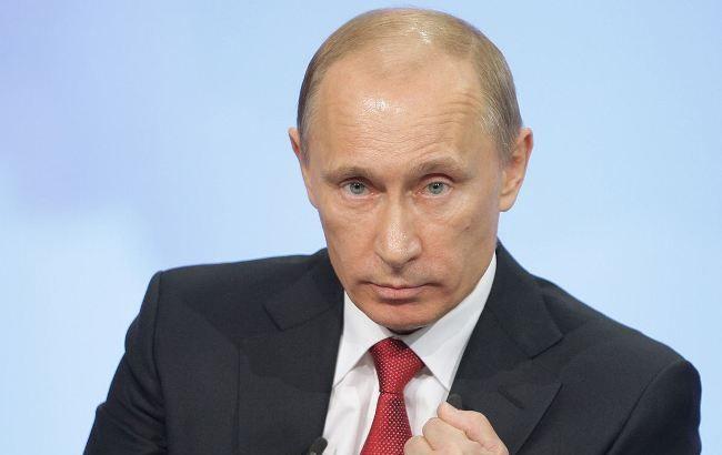 Фото: Путин прокомментировал теракты в Крыму