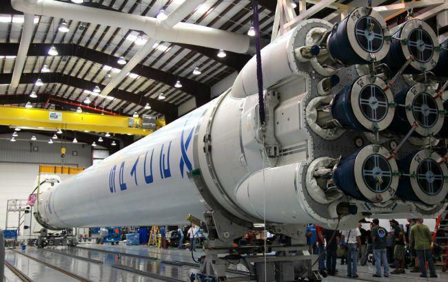 Фото: Falcon 9