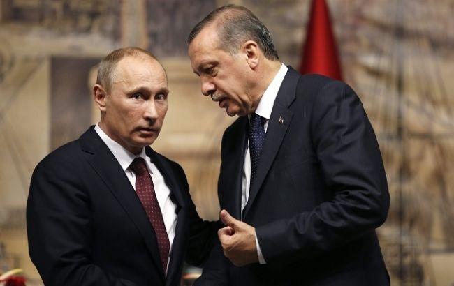 """Росія і Туреччина підписали угоду щодо """"Турецького потоку"""""""