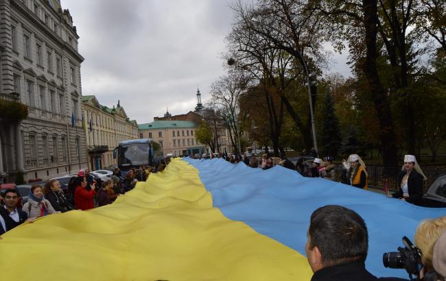 Фото: Флаг Украины (loda.gov.ua)