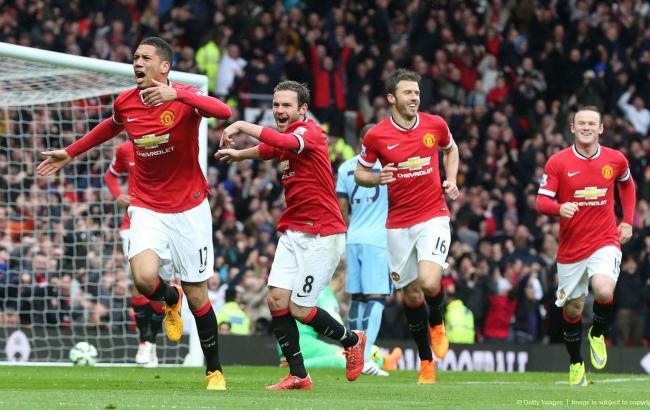 Фото: Манчестер Юнайтед - Манчестер Сити анонс матча