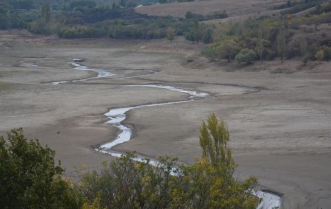 Фото: Белогорское водохранилище (inforesist.org)