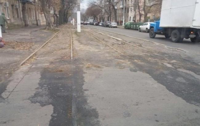 Фото: Ремонт дороги (dumskaya.net)