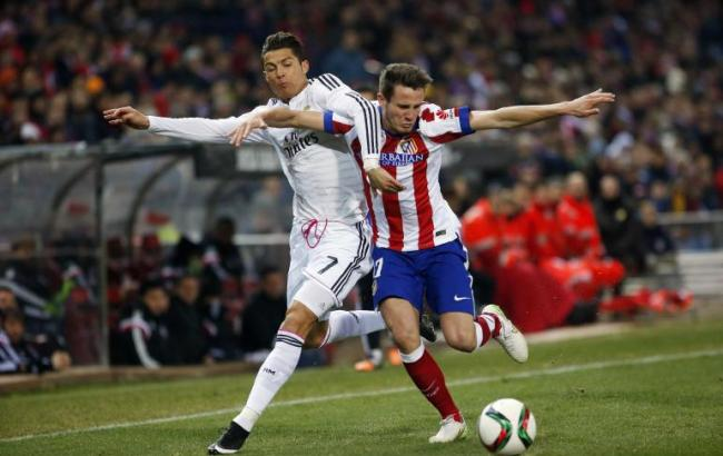 Фото: Атлетико - Реал, онлайн-трансляція