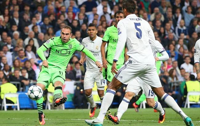 Фото: Спортинг - Реал, онлайн-трансляция