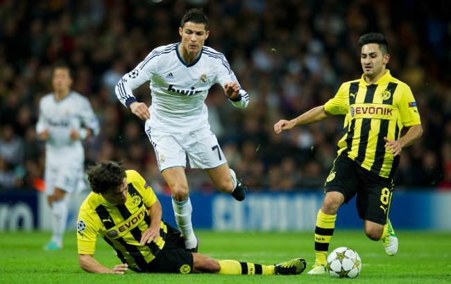 Смотреть футбол лига чемпионов реал боруссия