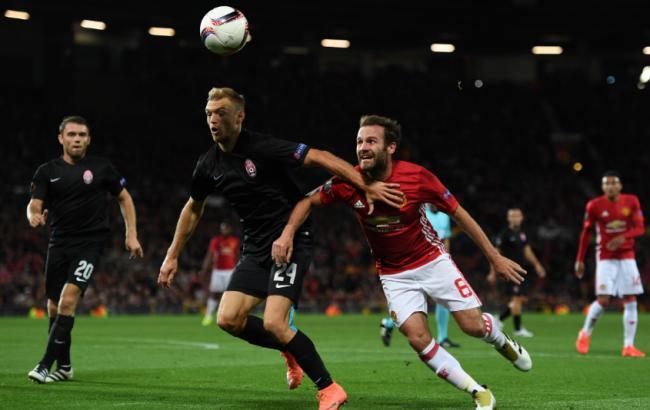 Фото: Заря - Манчестер Юнайтед, прогноз букмекеров