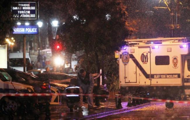 Теракт у Стамбулі: в Туреччині введено заборону на публікації в ЗМІ про подію