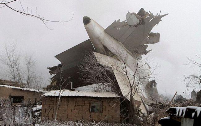 2-ой чёрный ящик найден наместе крушения грузового Boeing под Бишкеком