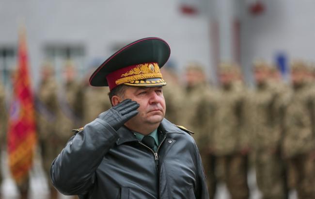 Донбасс решает: Полторак поведал оперспективах мобилизации вУкраинском государстве