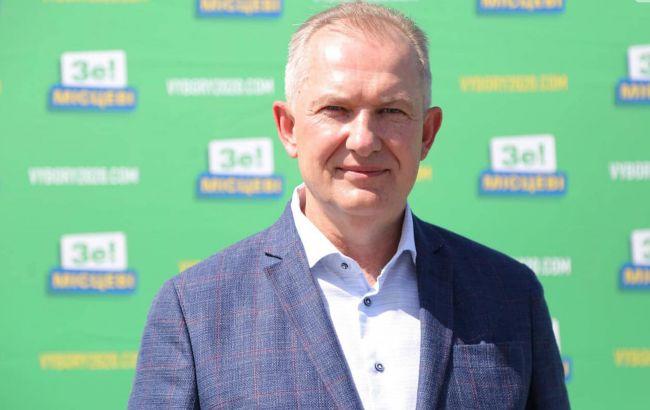 Сергій Риженко балотується в мери Дніпра: що відомо про кандидата