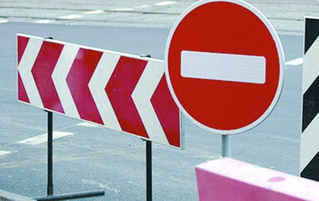 В Киеве завтра ограничат движение на Южном мосту
