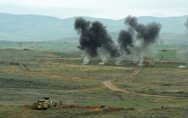 В Карабахе продолжаются бои на всей линии фронта