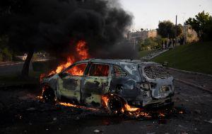 Из Газы выпустили 3100 ракет. После недолгого затишья обстрелы Израиля возобновились