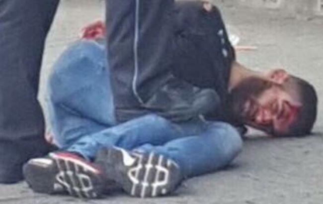 Фото: поліція ідентифікувала особу зловмисника