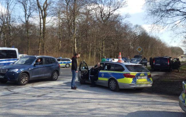 Фото: у Дюссельдорфі стався ще один напад з холодною зброєю