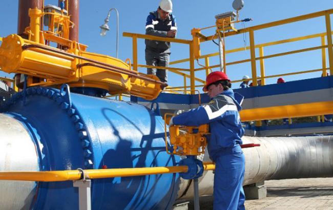 Количество газа в ПХГ Украины сократилось на 0,81% - до 10,705 млрд куб. м
