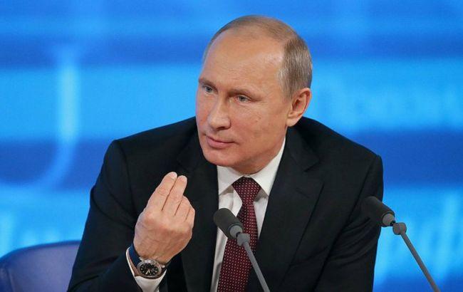 Фото: Президент России Владимир Путин