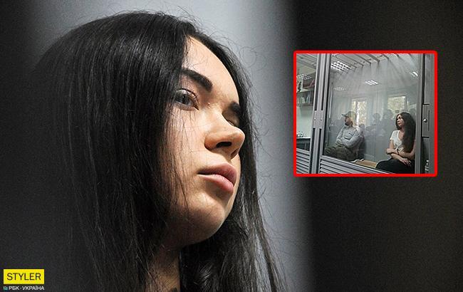 ДТП в Харькове: Зайцевой вызвали скорую помощь прямо в зал суда