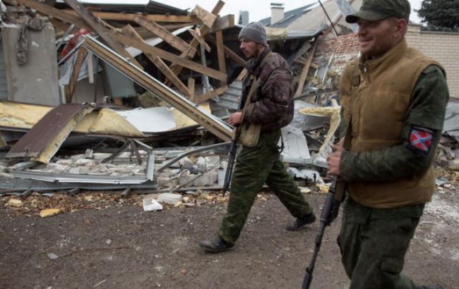 Боевики ДНР отказались от отвода тяжелой техники
