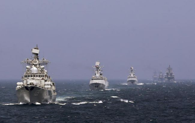 Фото: РФ и КНР проведут воздушные и морские учения