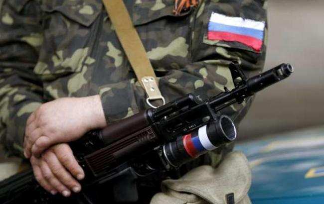 Фото: суд заарештував іноземця, який воював на боці ДНР