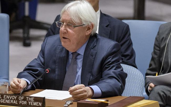 В ООН підтвердили старт переговорів щодо мирного врегулювання в Ємені 6 грудня