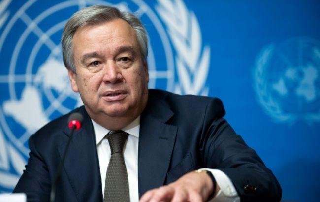 УООН новый генеральный секретарь, Пан ГиМун ушел вотставку