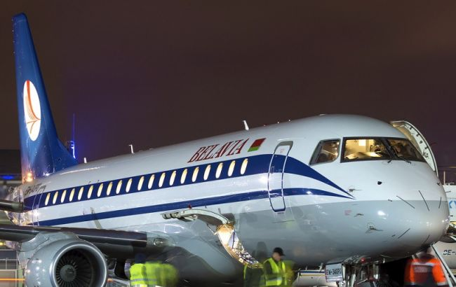 Заугрозы столицы Украины лайнеру «Белавиа» заплатит Минск— Летный беспредел