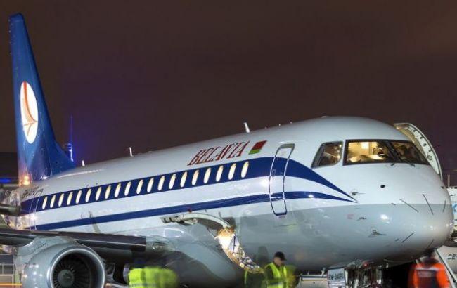 """Фото: літак """"Бєлавіа"""""""