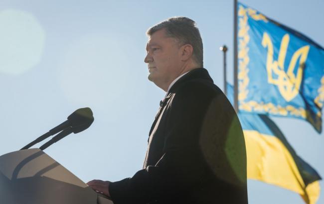 Украина прилагает максимум усилий, чтобы вернуть из РФ политзаключенных, - Порошенко