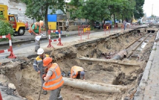 Около 70% всех теплосетей Киева требуют замены