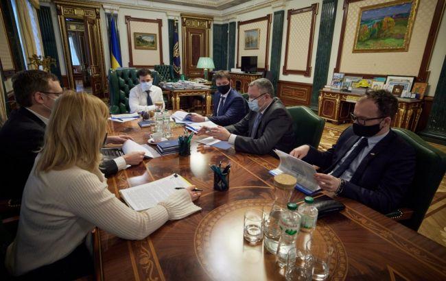 Зеленський провів нараду щодо судової реформи: що вирішили