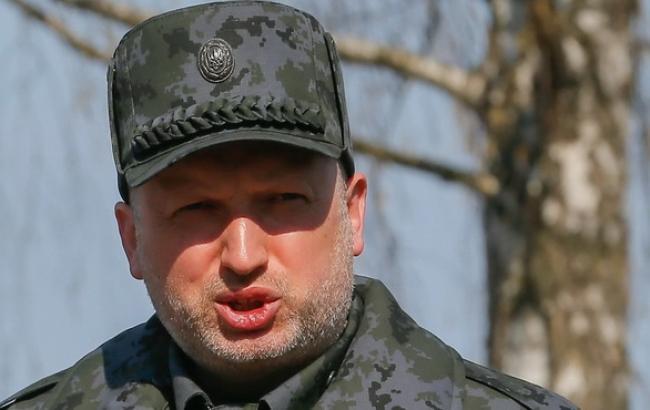 Режим пропусків у зону АТО буде посилюватися, - Турчинов