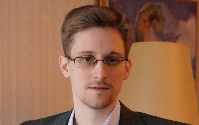 Фото: екс-співробітник спецслужб США Едвард Сноуден