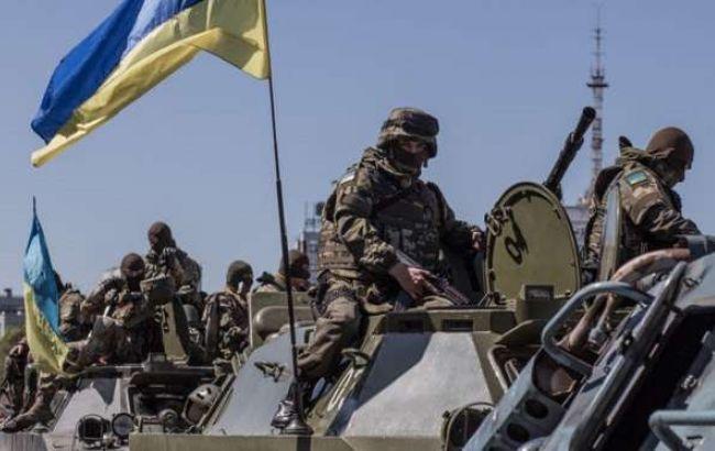 За день бойовики здійснили 19 обстрілів, поранено військового