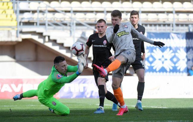 Матчи чемпионата Украины можно сыграть в двух городах