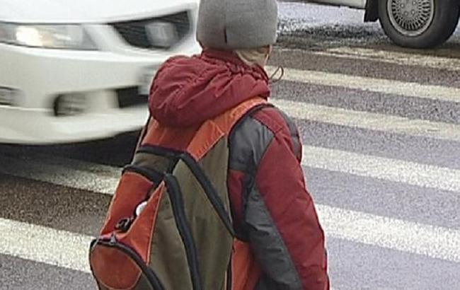 Фото: Ребенка сбили на пешеходном переходе (avtoportal44.ru)