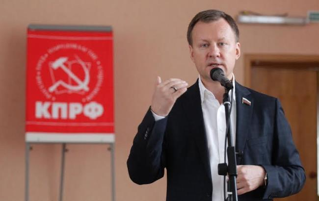 Украина «приютила» депутата Государственной думы, голосовавшего зааннексию Крыма