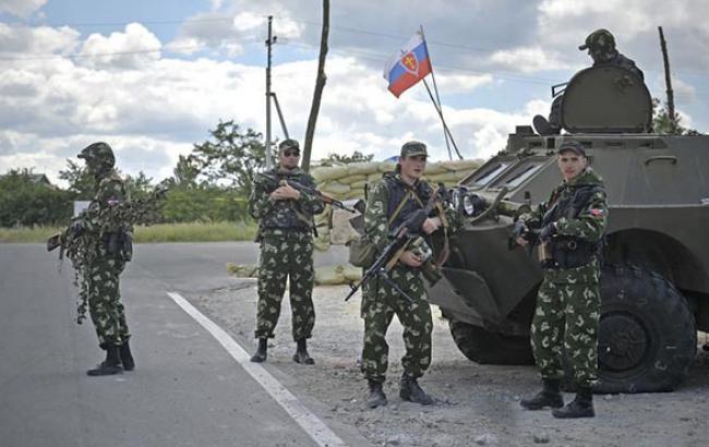 Чисельність техніки бойовиків поки що не достатня для здійснення потужного наступу на позиції сил АТО, - Лисенко