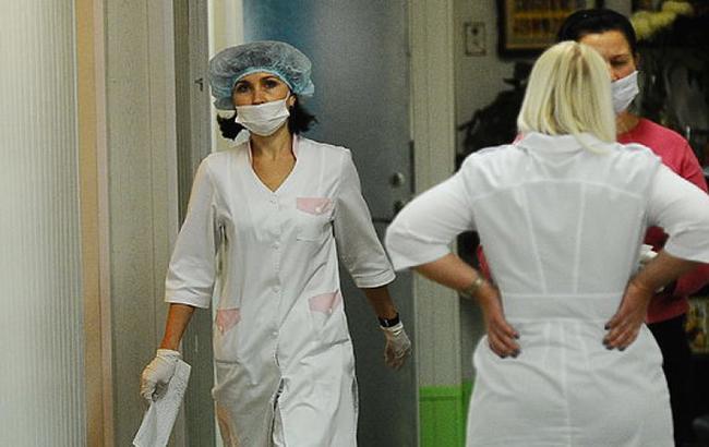 Грипп в Киеве: уровень заболеваемости ниже эпидпорога на 49%