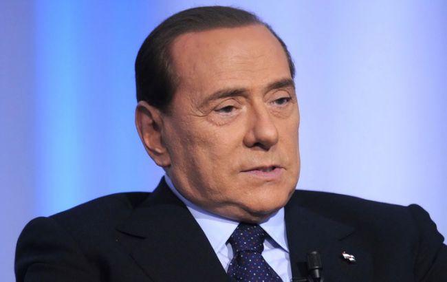 Генпрокуратура просит Италию допросить Берлускони, который пил вКрыму