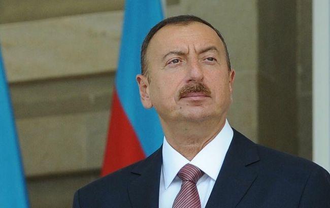 Алієв: моніторинговий центр щодо Карабаху запрацює протягом двох тижнів
