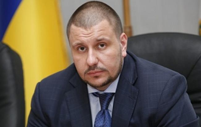 Суд признал недостоверной информацию СБУ о причастности экс-главы Миндоходов Клименко к событиям 2 мая в Одессе