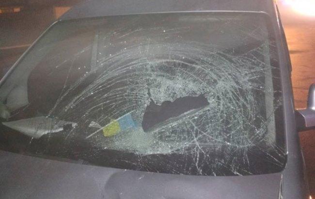 Все погибли: в Черниговской области водитель сбил молодую мать с двумя детьми