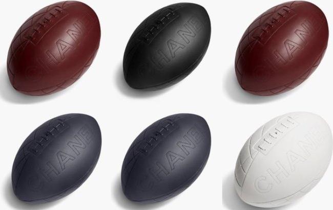 Chanel создал мяч для регби