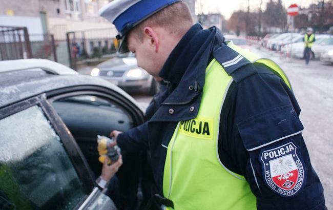В Польше несколько украинцев напали на патрульных, есть раненые
