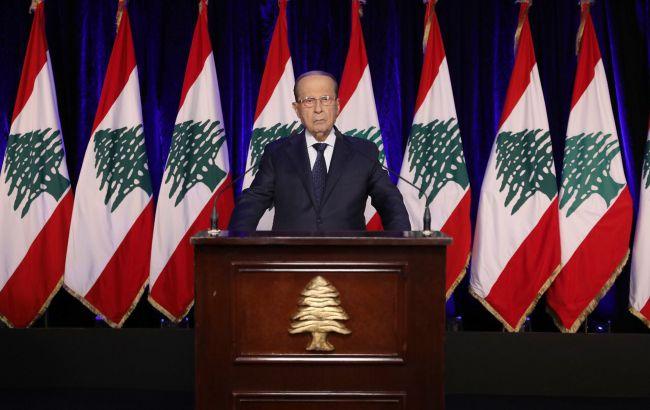 Президент Лівану про причини вибухів у Бейруті: можливе зовнішнє втручання